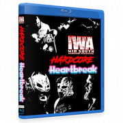 "IWA Mid-South Blu-ray/DVD February 17, 2018 ""Hardcore Heartbreak"" - Memphis, IN"