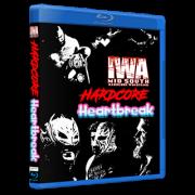 "IWA Mid-South Blu-ray/DVD February 17, 2018 ""Hardcore Heartbreak"" - Memphis, IN"