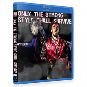"IWA Mid-South Blu-ray/DVD February 22, 2018 ""Only The Strong Style Shall Survive"" - Memphis, IN"