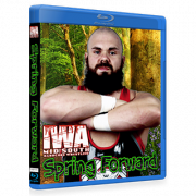 "IWA Mid-South Blu-ray/DVD February 24, 2018 ""Spring Forward"" - Memphis, IN"