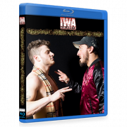 "IWA Mid-South Blu-ray/DVD March 1, 2018 ""Opposite Sides of the Tracks"" - Memphis, IN"