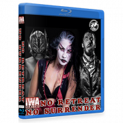 "IWA Mid-South Blu-ray/DVD March 8, 2018 ""No Retreat, No Surrender 2018"" - Memphis, IN"