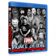 "IWA Mid-South Blu-ray/DVD March 10, 2018 ""Prince Of The Death Matches 2018"" - Memphis, IN"