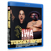 "IWA Mid-South Blu-ray/DVD March 20, 2018 ""Tuesday Night Knockout"" - Memphis, IN"