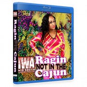 "IWA Mid-South Blu-ray/DVD April 5, 2018 ""Rajun Not In The Cajun"" - Memphis, IN"