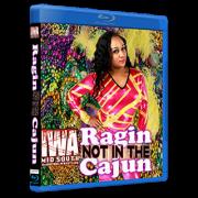 """IWA Mid-South Blu-ray/DVD April 5, 2018 """"Rajun Not In The Cajun"""" - Memphis, IN"""