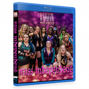"IWA Mid-South Blu-ray/DVD April 19, 2018 ""Miss Independent"" - Memphis, IN"