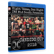 "IWA Mid-South Blu-ray/DVD April 20, 2018 ""2018 Candido Cup"" - Memphis, IN"