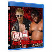"IWA Mid-South Blu-ray/DVD April 26, 2018 ""April BloodShowers 2018"" - Memphis, IN"