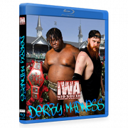 "IWA Mid-South Blu-ray/DVD May 3, 2018 ""Derby Madness"" - Memphis, IN"