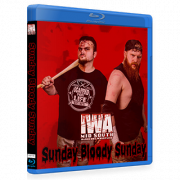 "IWA Mid-South Blu-ray/DVD May 6, 2018 ""Sunday Bloody Sunday"" - Memphis, IN"