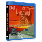 "IWA Mid-South Blu-ray/DVD May 10, 2018 ""In Like a Lion"" - Memphis, IN"