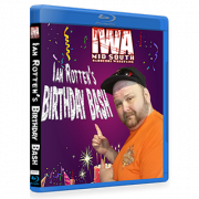 "IWA Mid-South Blu-ray/DVD June 2, 2018 ""Ian Rotten's Birthday Bash"" - Memphis, IN"