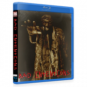 "IWA Mid-South Blu-ray/DVD June 7, 2018 ""Bad Intentions"" - Memphis, IN"