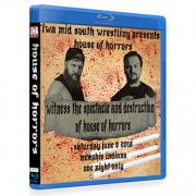 "IWA Mid-South Blu-ray/DVD June 9, 2018 ""House Of Horrors"" - Memphis, IN"