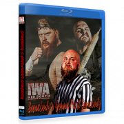 "IWA Mid-South Blu-ray/DVD June 15, 2018 ""Somebody's Gonna Hurt Somebody 2018"" - Memphis, IN"