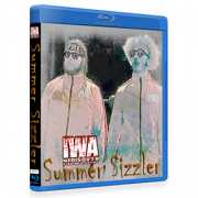 "IWA Mid-South Blu-ray/DVD June 16, 2018 ""Summer Sizzler 2018"" - Memphis, IN"