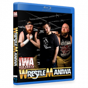 "IWA Mid-South Blu-ray/DVD June 23, 2018 ""Wrestlemaniwa"" - Memphis, IN"