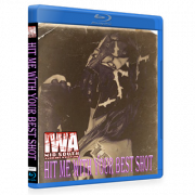 "IWA Mid-South Blu-ray/DVD July 5, 2018 ""Hit Me With Your Best Shot"" - Memphis, IN"