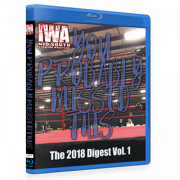 "IWA Mid-South Blu-ray/DVD ""2018 You Probably Missed This Volume 1"""
