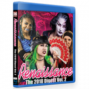 "IWA Mid-South Blu-ray/DVD ""Renaissance: The Women of the IWA 2018"""