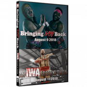 "IWA Mid-South DVD August 9 & 11, 2018 ""Bringing Nasty Back & An IWA Freak-a-Thon"" - Memphis, IN"