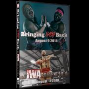 "IWA Mid-South DVD August 9 & 11, 2018 ""Bringing Nasty Back & An IWA Freak-a-Thon"" - Memphis, IN"