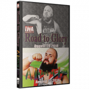 "IWA Mid-South DVD August 28 & 31, 2018 ""Road to Glory  & Labor Of Love"" - Memphis, IN"