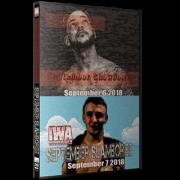 """IWA Mid-South DVD September 6 & 7, 2018 """"September Showdown & September Slamboree"""" - Memphis, IN"""