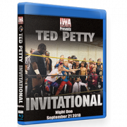 """IWA Mid-South Blu-ray/DVD September 21, 2018 """"Ted Petty Invitational 2018: Night 1"""" - Indianapolis, IN"""