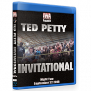 """IWA Mid-South Blu-ray/DVD September 22, 2018 """"Ted Petty Invitational 2018: Night 2"""" - Indianapolis, IN"""