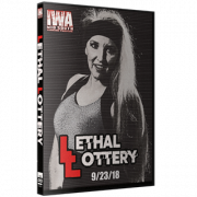 "IWA Mid-South DVD September 23, 2018 ""Lethal Lottery"" - Memphis, IN"