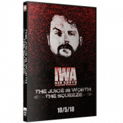 "IWA Mid-South DVD October 5, 2018 ""The Juice Is Worth The Squeeze"" - Williamstown, NJ"