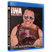 """IWA Mid-South Blu-ray/DVD October 18, 2018 """"22nd Anniversary Show"""" - Jeffersonville, IN"""
