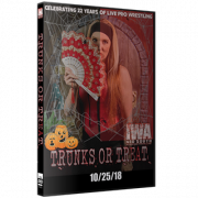 "IWA Mid-South DVD October 25, 2018 ""Trunks or Treat"" - Jeffersonville, IN"