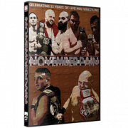 "IWA Mid-South DVD November 1, 2018 ""November Pain"" - Jeffersonville, IN"