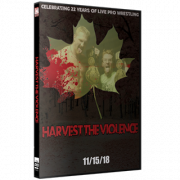 "IWA Mid-South DVD November 15, 2018 ""Harvest The Violence"" - Jeffersonville, IN"
