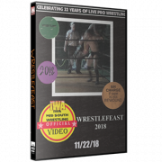 "IWA Mid-South DVD November 22, 2018 ""Wrestlefeast"" - Jeffersonville, IN"