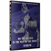 "IWA Mid-South DVD November 29, 2018 ""Do You Believe In The Man On The Moon?"" - Jeffersonville, IN"
