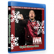 "IWA Mid-South Blu-ray/DVD December 22, 2018 ""Big Ass Christmas Bash"" - Jeffersonville, IN"