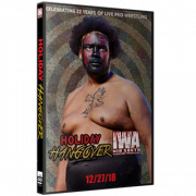 "IWA Mid-South DVD December 27, 2018 ""Holiday Hangover"" - Jeffersonville, IN"