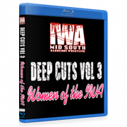 "IWA Mid-South Blu-ray/DVD ""Deep Cuts Vol. 3 The Women Of The IWA"""