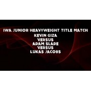 "IWA Mid-South June 29, 2019 ""This One's For Papa Saint"" - Jeffersonville, IN (Download)"
