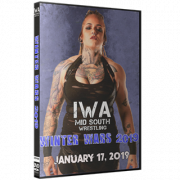 "IWA Mid-South DVD January 17, 2019 ""Winter Wars"" - Jeffersonville, IN"