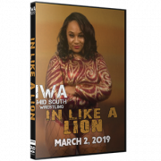 "IWA Mid-South DVD March 2, 2019 ""In Like A Lion"" - Jeffersonville, IN"