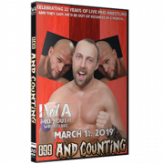 "IWA Mid-South DVD March 14, 2019 ""899 And Counting"" - Jeffersonville, IN"