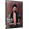 "IWA Mid-South DVD March 15, 2019 ""The 900th Show"" - Jeffersonville, IN"