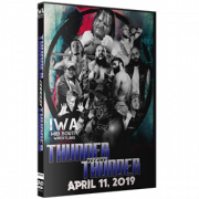 "IWA Mid-South DVD April 11, 2019 ""Thunder Before Thunder"" - Jeffersonville, IN"