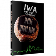 "IWA Mid-South DVD April 25, 2019 ""Spring Tryout Show"" - Jeffersonville, IN"