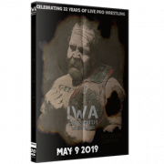 "IWA Mid-South DVD May 9, 2019 ""Somebody's Gonna Hurt Somebody"" - Jeffersonville, IN"